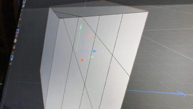 Photo of オブジェクトの分割数を変更したり、ポリゴンの数を増やすカットツールの使い方とは?