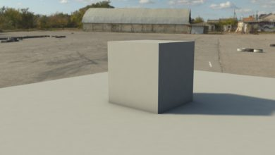 Photo of [Cinema 4D] プロジェクトにHDRIを適用して、自然なライティングを作る方法